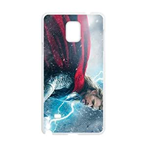 Happy Thor The Dark World Cell Phone Case for Samsung Galaxy Note4