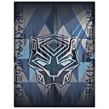 Marvel Black Panther Movie Kids Throw Blanket