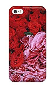 Hot 8349040K71971998 Fashion Case Cover For Iphone 5/5s(flower)