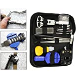 ben-air 13 Piece Watch Link Repair Remover Holder Tool Kit Set
