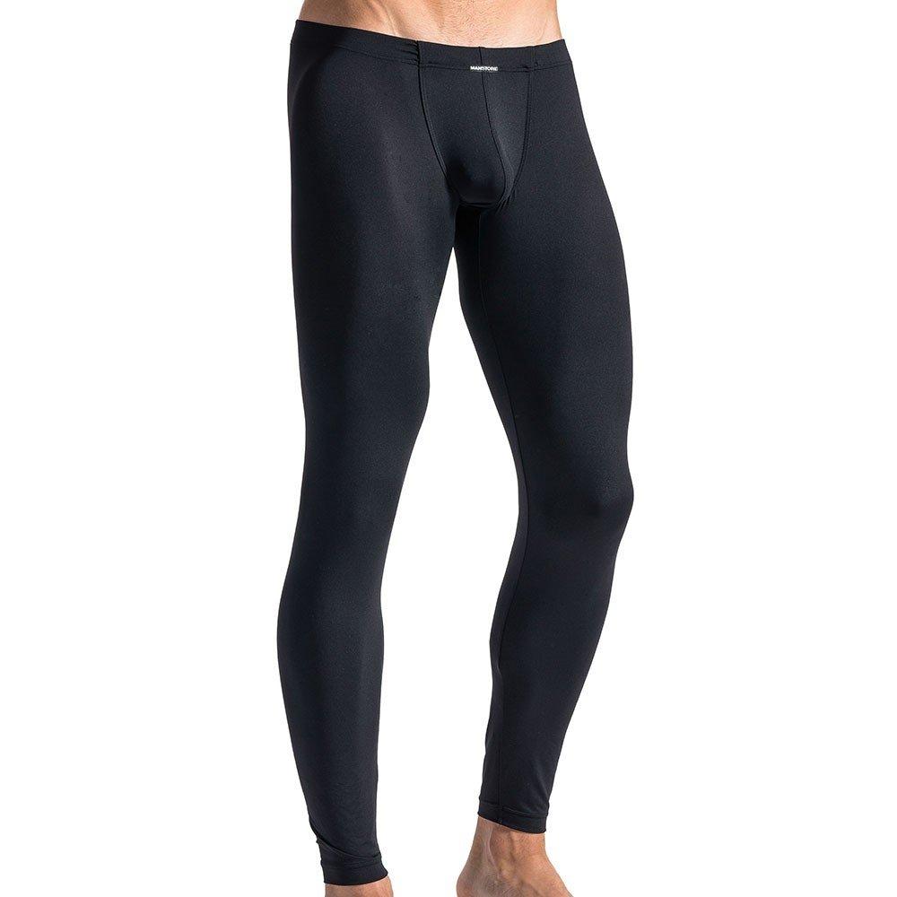 Manstore Mens Bungee Leggings M103 Underwear Black Large Made in Germany by Manstore