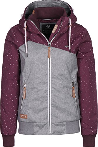 Choco Nuggie B Dark Jacket Ragwear Gris qPYIwWd