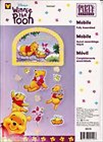 Winnie The Pooh 'New Arrival' Mobile (1ct)