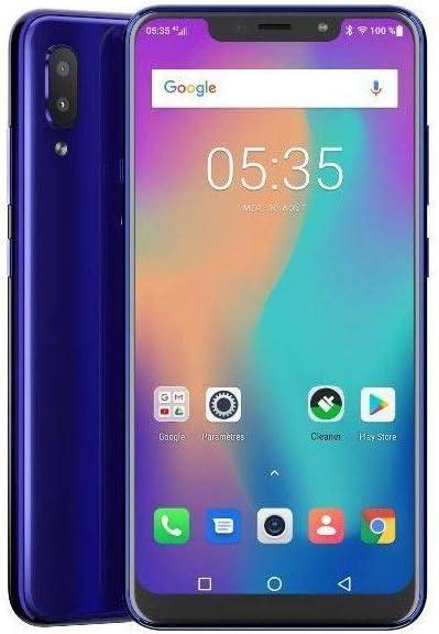 Smartphone H12 Color Azul (HLTE310E-LV) / 6,18 Pulgadas/IPS / 4G ...