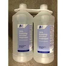 Rubbing Alcohol Isopropyl 70% 2/32 Oz by AaronHealth