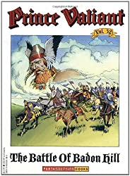 The Battle of Badon Hill (Prince Valiant)