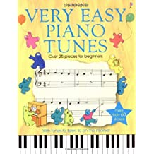 Very Easy Piano Tunes With Stickers
