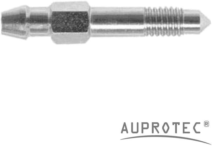 Auprotec 2 Stück Entlüfterschraube M6 X 1 0 Länge 38 0 Mm Schlüsselweite 7 Artikel Nr 450013 Auto