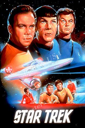 Posters USA - Star Trek Original TV Series Show Poster GLOSS