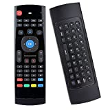 Seleven MX3 2.4G Mini Wireless Keyboard Mouse Multifunction Infrared Remote 3-Gyro + 3-Gsensor for Google Android Smart TV Box IPTV HTPC Mini PC Windows iOS MAC