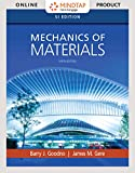 MindTap Engineering for Goodno/Gere's Mechanics of Materials, SI Edition, 9th Edition