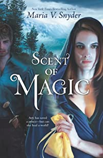 Scent Of Magic by Maria V. Snyder ebook deal