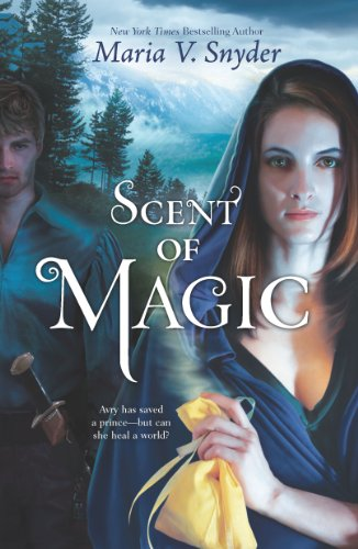 Good Scent (Scent of Magic (Healer Book 2))