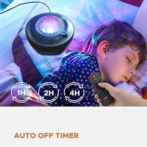 Night Lights for Kids -Multifunctional Night Light Star Projector Lamp for Decorating Birthdays, Christmas, and Other Parties, Best Gift for a Baby's Bedroom