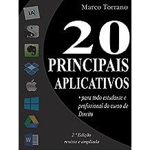 20 Principais Aplicativos: para todo estudante e profissional do curso de Direito (Portuguese Edition)
