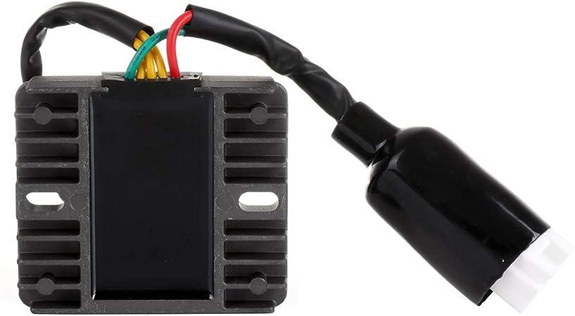cciyu 31600-MEL-013 31120-MEL-D22 Voltage Regulator Rectifier Fit for 2004-2007 Honda CBR1000RR