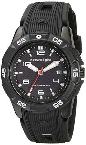 (Freestyle Men's FS80936 The Kampus Classic Round Field Case Analog Watch)