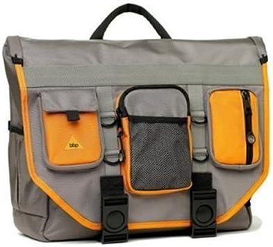 Amazon Com Bumbakpak Hamptons Hybrid Messenger Backpack Laptop Bag Titanium Tango Medium Electronics