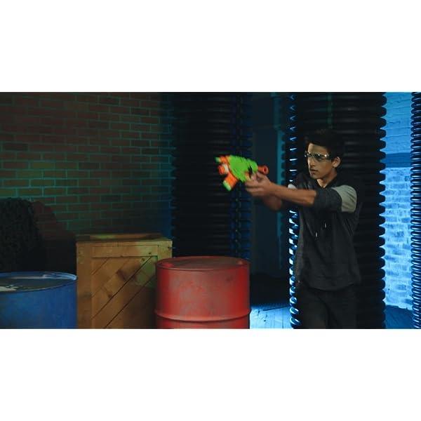 ERF-Zombie-Strike-Alternator-Blaster-Fires-3-Ways-Includes-12-Official-Zombie-Strike-Elite-Darts-for-Kids-Teens-Adults
