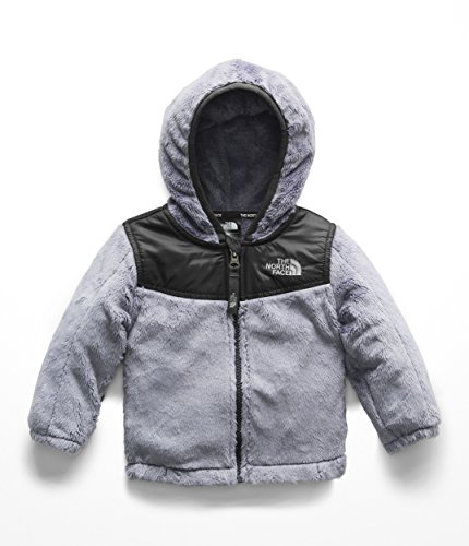 - The North Face Infant OSO Hoodie - Mid Grey - 12M