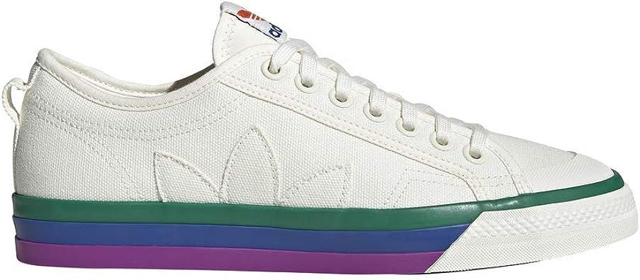 | adidas Mens Nizza Pride Casual Sneakers