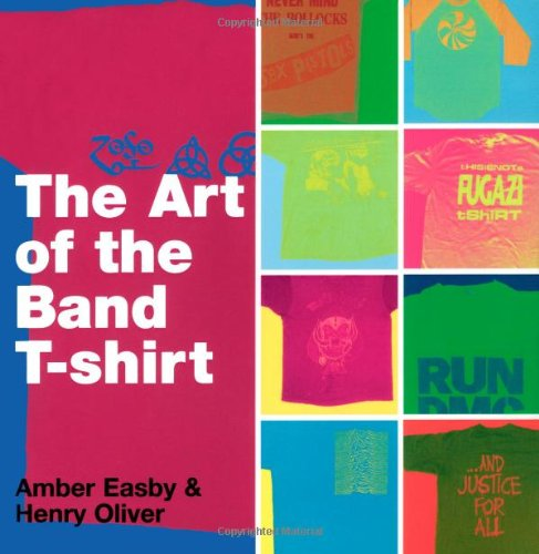 [The Art of the Band T-shirt] (Dance Costumes Seattle)