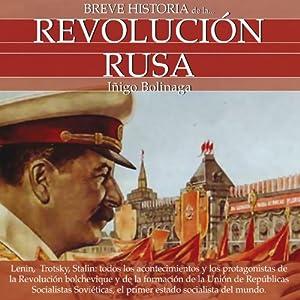 Breve Historia de la Revolución Rusa Hörbuch