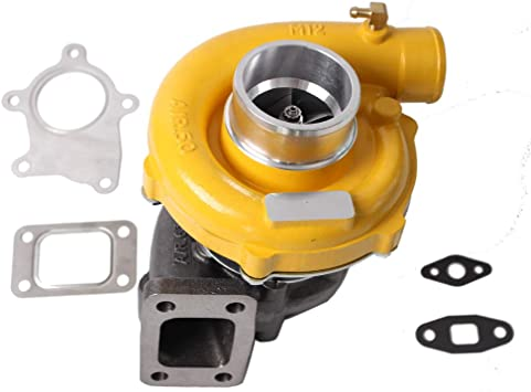 T04E T3//T4 .63 A//R 57 Trim Universal Turbocharger Compressor 400+HP Boost Stage 3 Turbo