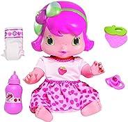 Baby Moranguinho Faz Xixi Mimo Brinquedos Rosa
