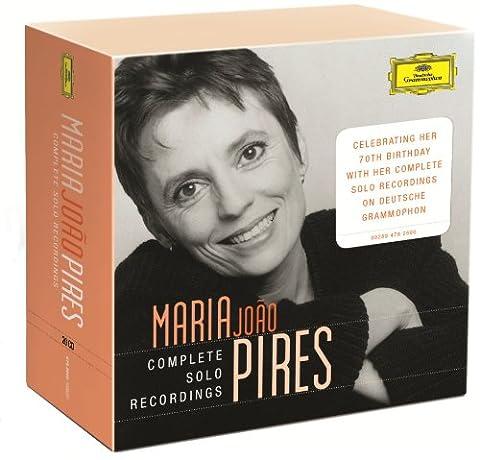 Complete DG Solo Recordings [20 CD] (Alexander Pires)