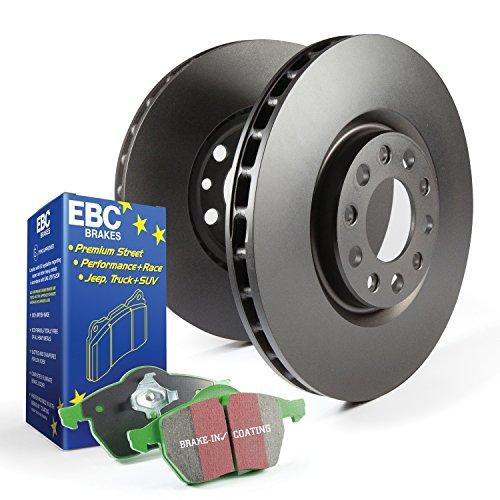 EBC Brakes S14KR1029 S14 Kits Greenstuff and RK Rotors SUV Incl. Rotors and Pads Rear Rotor Dia. 13.8 in. S14 Kits Greenstuff and RK Rotors (Ebc Sport Rotor Kit)