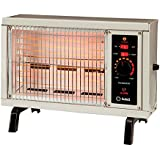 Radiant Heater Black