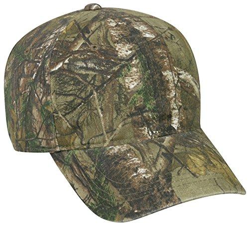 Realtree Outdoor Cap Hunting Basics Tuck Strap Cap