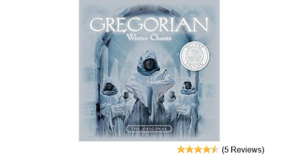 Winter Chants (Deluxe Edition) by Gregorian on Amazon Music ...