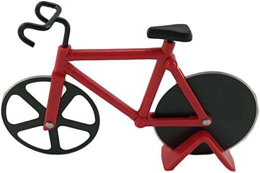 tankerstreet bicicleta Bike cortador de Pizza – Cuchillas de acero ...