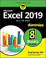 Make Excel work for you  Excel 2019 All-In-One For Dummies offers eight books in one!! It is completely updated to reflect the major changes Microsoft is making to Office with the 2019 release. From basic Excel functions, such as creating and...