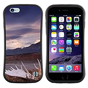 Hypernova Slim Fit Dual Barniz Protector Caso Case Funda Para Apple (4.7 inches!!!) iPhone 6 / 6S (4.7 INCH) [ Vintage]
