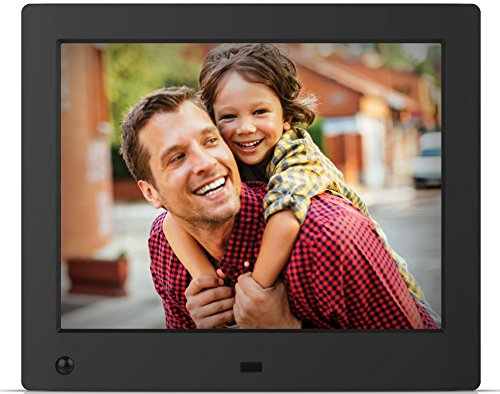 NIX ADVANCE 8 inch Digital Photo & Video Frame, for SD, USB, Various...
