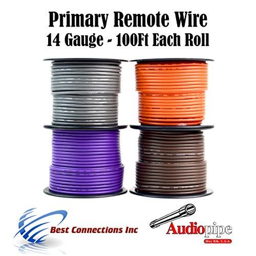 14 ga primary wire - 6