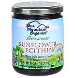 Love Raw Foods Sunflower Lecithin - Raw 16 oz.