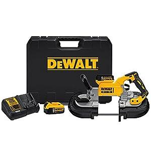 DEWALT DCS374P2 20V Max Deep Cut Band Saw Kit from Dewalt