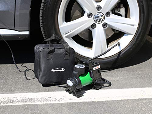 EPAuto 12V DC Portable Air Compressor Pump, Digital Tire Inflator by EPAuto (Image #2)