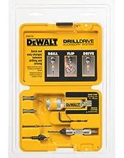 DEWALT DW2730 Quick Change Drill and Drive Set, 8 Piece