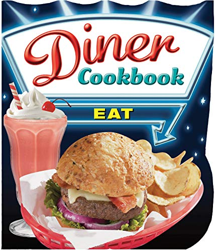Diner Cookbook (Diners Drive Ins And Dives By City)