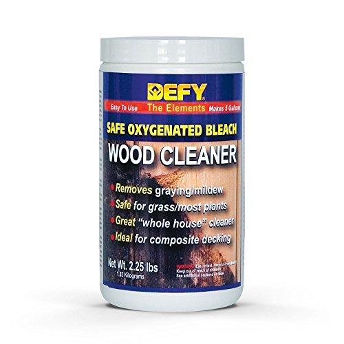 Defy 300186 2.25 Pound Wood Cleaner
