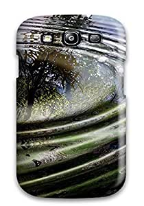 (cNbDnFl44Yavem)durable Protection Case Cover For Galaxy S3(water)