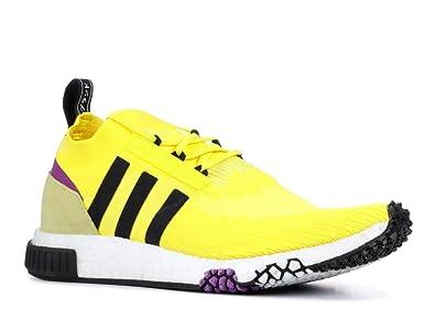 designer fashion ae07a e2459 adidas NMD Racer Primeknit Shoes - B37641 - Size 10
