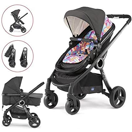 Carrito Duo Chicco Urban Plus Itty Bitty City Special Edition ...