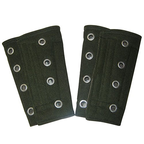 Cut Resistant Protection Sleeve Arm Guard Armband Bracer For Glass And Steel Factory (Ink Green)