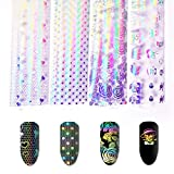 Nail Foil-Nail Stickers for Women Self-adhesive